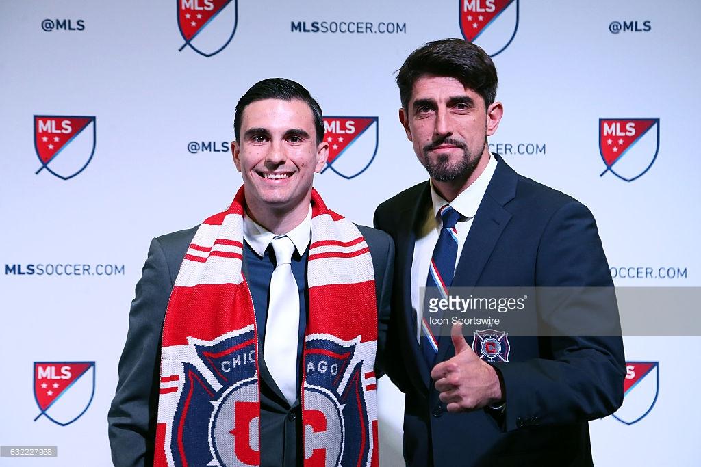 Guillermo Delgado seleccionado para el Draft de la MLS